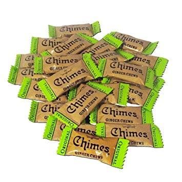 Bonbons mous au gingembre