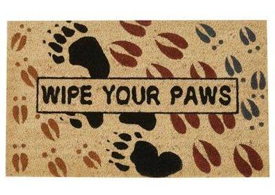 Paillasson Wipe your paws